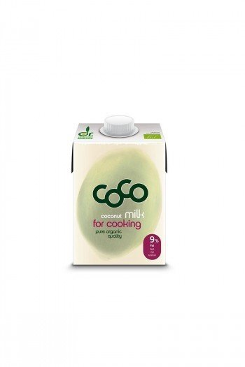 KOKOSOWA ALTERNATYWA MLEKA DO GOTOWANIA BIO 500 ml - COCO (DR MARTINS)