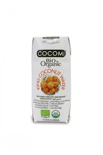 WODA KOKOSOWA KING BIO 330 ml - COCOMI