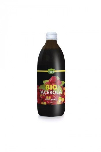 SOK Z ACEROLI BIO 500 ml - LOOK FOOD