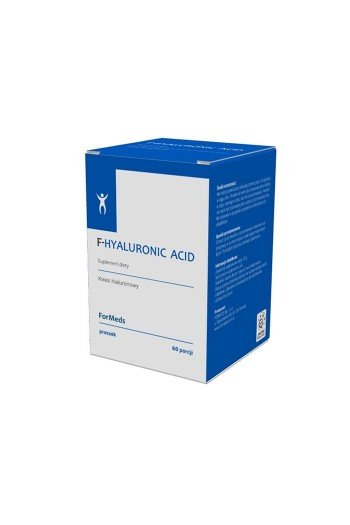 F-HYALURONIC ACID kwas hialuronowy (60 porcji) - FORMEDS